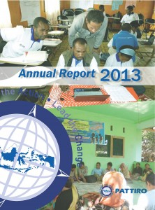 Anual Report Pattiro 2013 - Cover